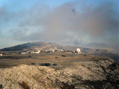 plateau of Calern