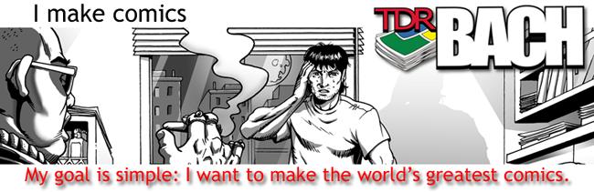 I Make Comics