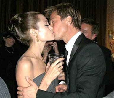 brad pitt and angelina jolie 2010. Angelina Jolie Terror Brad