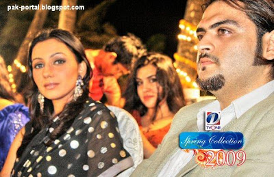 pakistani showbiz tv one spring collection