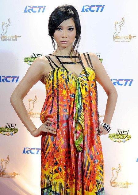 Mei Chan, Artis Cewek Hot Indonesia
