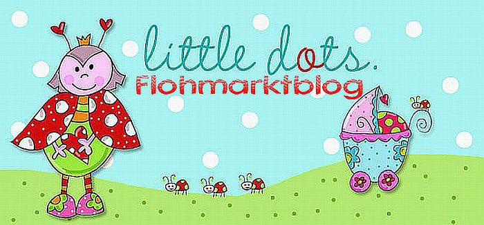 little dots. - Flohmarktblog