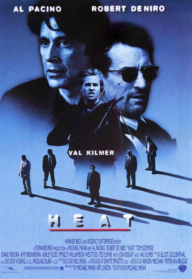 Fuego contra fuego: Heat (1995)