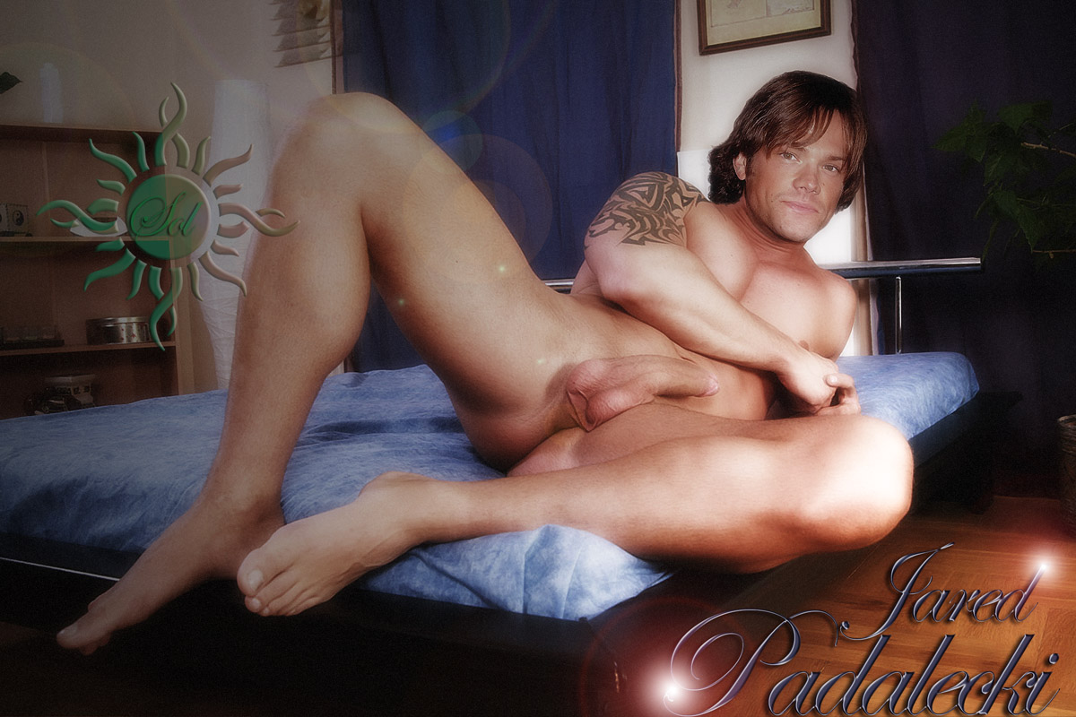 jared padalecki naked and fucking