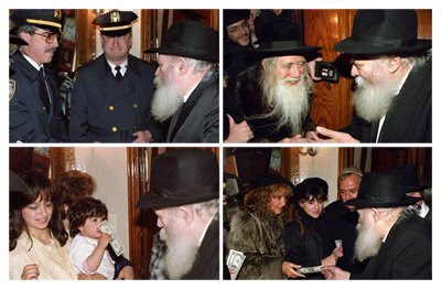 Dollars with the Rebbe
