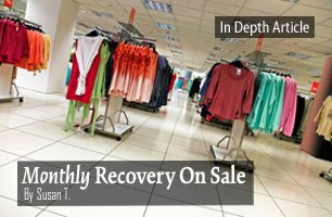 Monthly Recovery On Sale