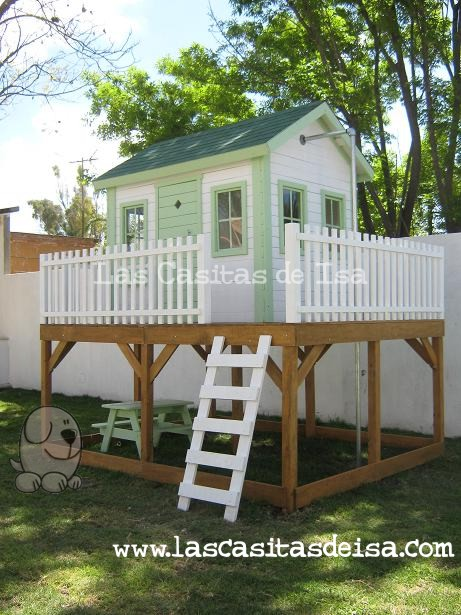 Casitas para ni os casitas de madera para ni os for Casas de jardin infantiles