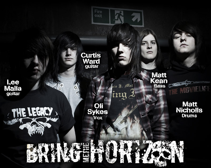 Bring Me The Horizon- Suicide Images