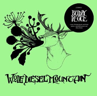 Buddy Peace : 'Wolf Diesel Mountain'