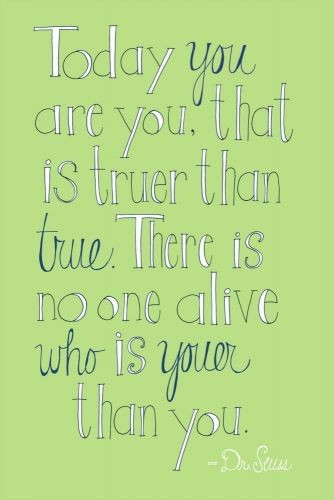 pretty things quotation dr seuss on truth