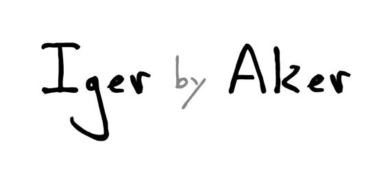 Iger by Aker
