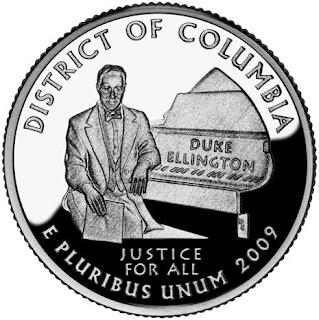 Duke Ellington em moeda do dólar - Globo.com