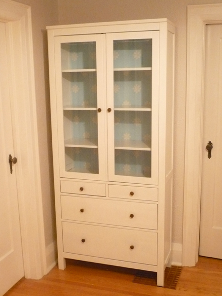DIY Linen Closet: From Box to Charm
