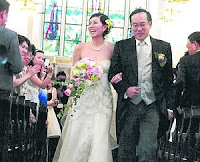 ... Hong Kong actress JACQUELINE LAW marries Singapore business tycoon