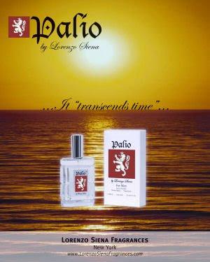 Perfume da Rosa Negra Palio Lorenzo Siena Fragrances perfume Review
