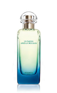 Hermès Un Jardin Apres la Mousson Perfume da Rosa Negra frutas aquosas aqueous fruits series