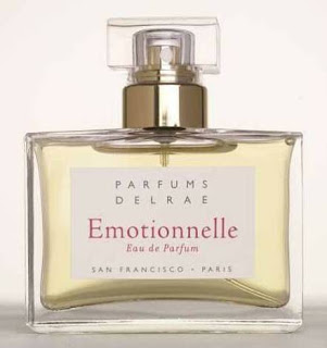 Parfums DelRae Emotionelle Perfume da Rosa Negra frutas aquosas aqueous fruits series