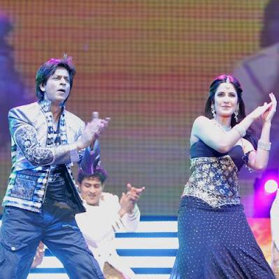L'actrice, Katrina Kaif souhaite réaliser un film avec Shahrukh Khan !