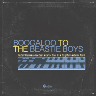 Boogaloo to the Beastie Boys from Vitamin Records