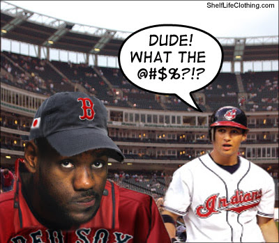 LeBron Roots for the Sox