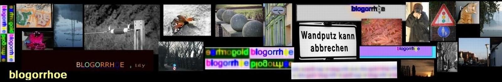 blogorrhoe