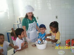 MESTRE CUCA!! - Infantil V - Prô Viviane