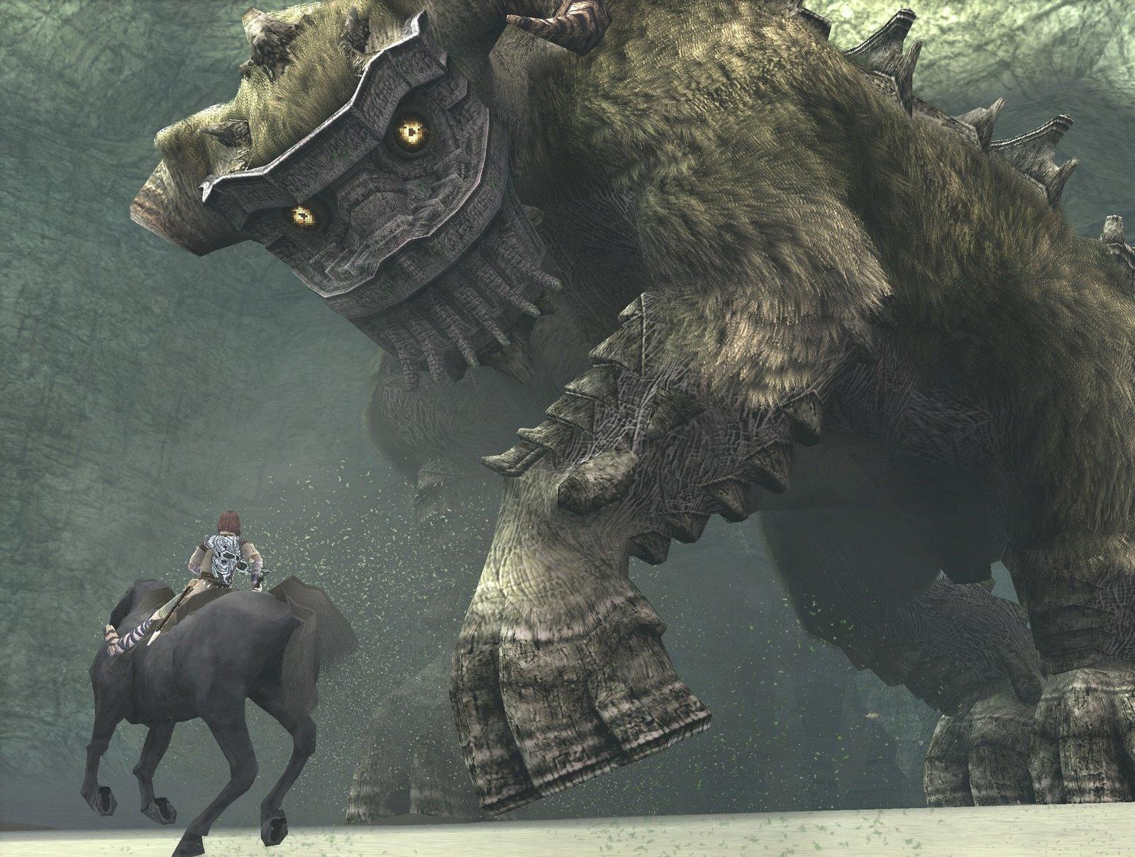 [Análise] Shadow of The Colossus - PS2 Quadratus%2Blol