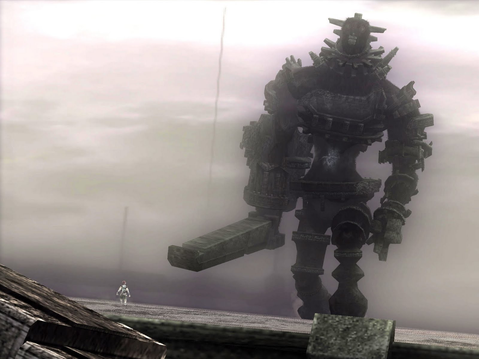 [Análise] Shadow of The Colossus - PS2 Gaius%2Blol