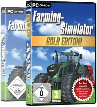 Download Farming Simulator 2011 Gold Edition PC Game