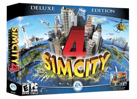 Sim City 4 Deluxe Edition (PC-ENG)