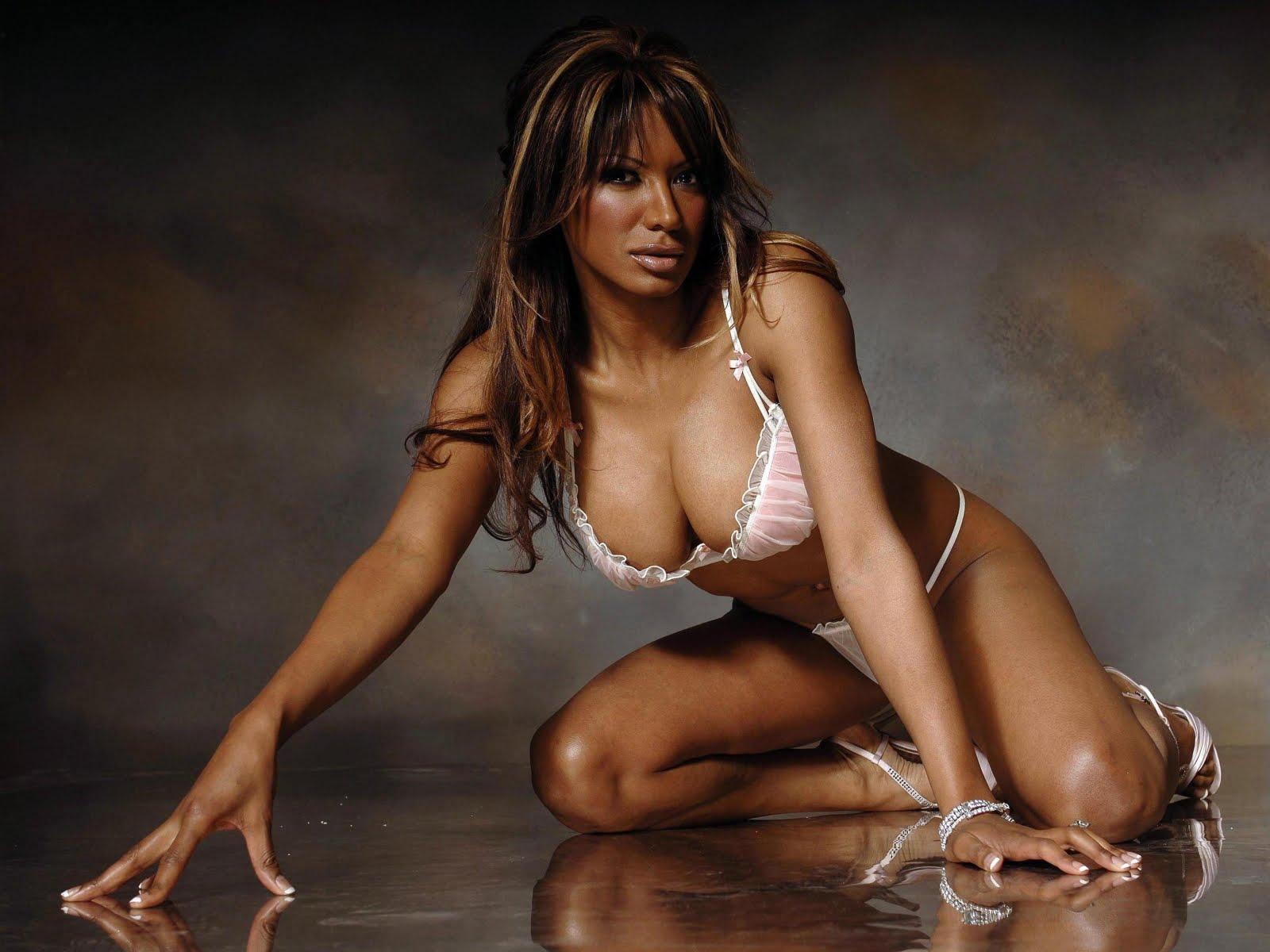 FunCruiser-The Sexy Babes Gallery!: Sexy Traci Bingham HQ Bikini ...