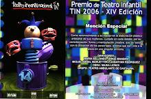 """GANADORES DEL PREMIO TIN 2006 """"Mención especial muñequería"""""""