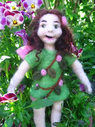 The flower fairy Flora