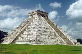 Templo piramide Chichen Itza