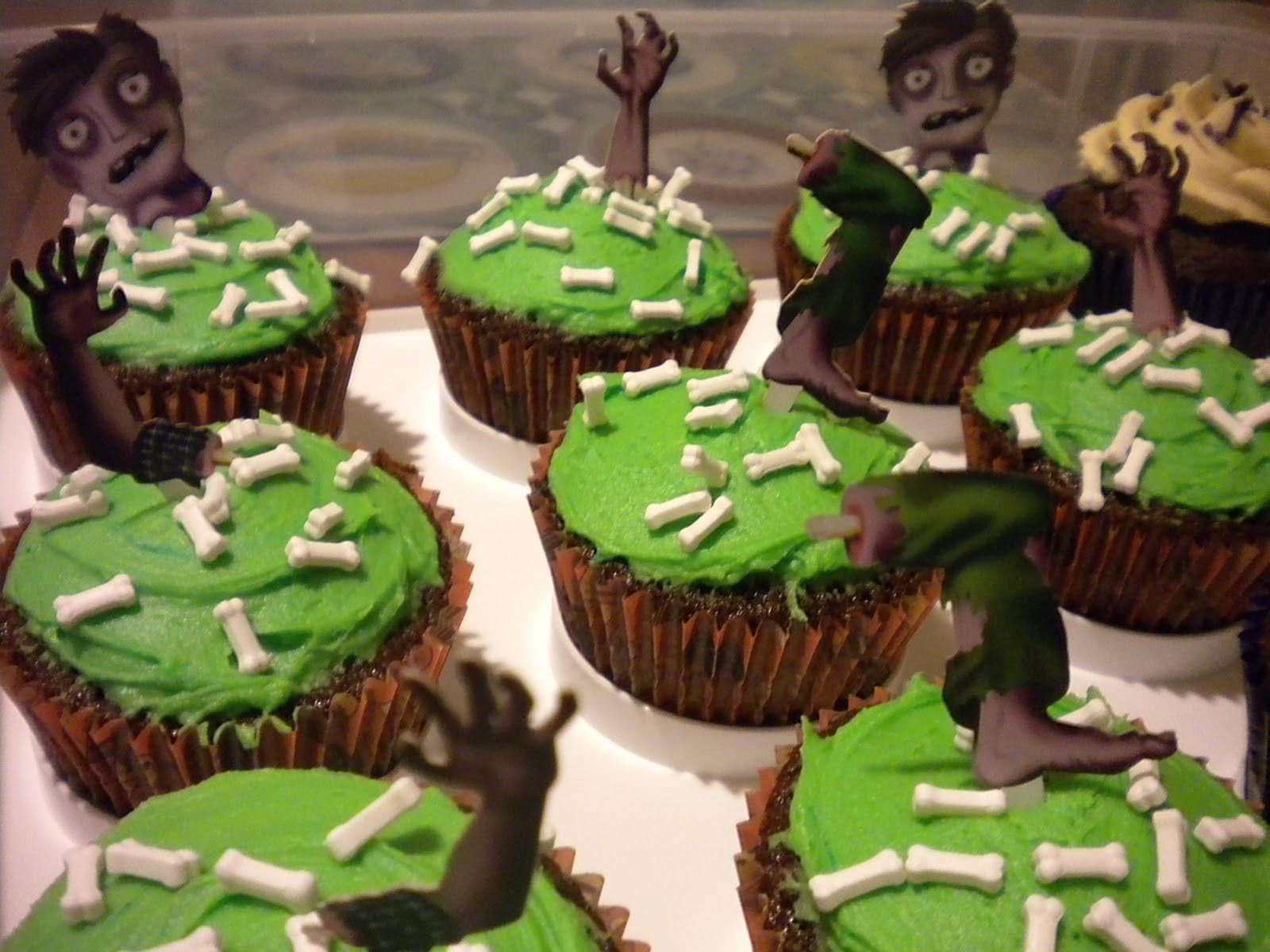 Walker U0026 39 S Wookie Cookies  Zombie Cupcakes