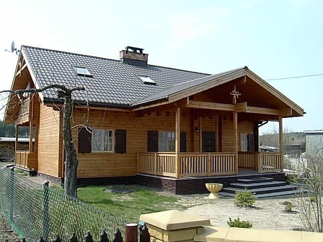 Casas prefabricadas madera casas de madera en castilla - Casas prefabricadas tarragona ...
