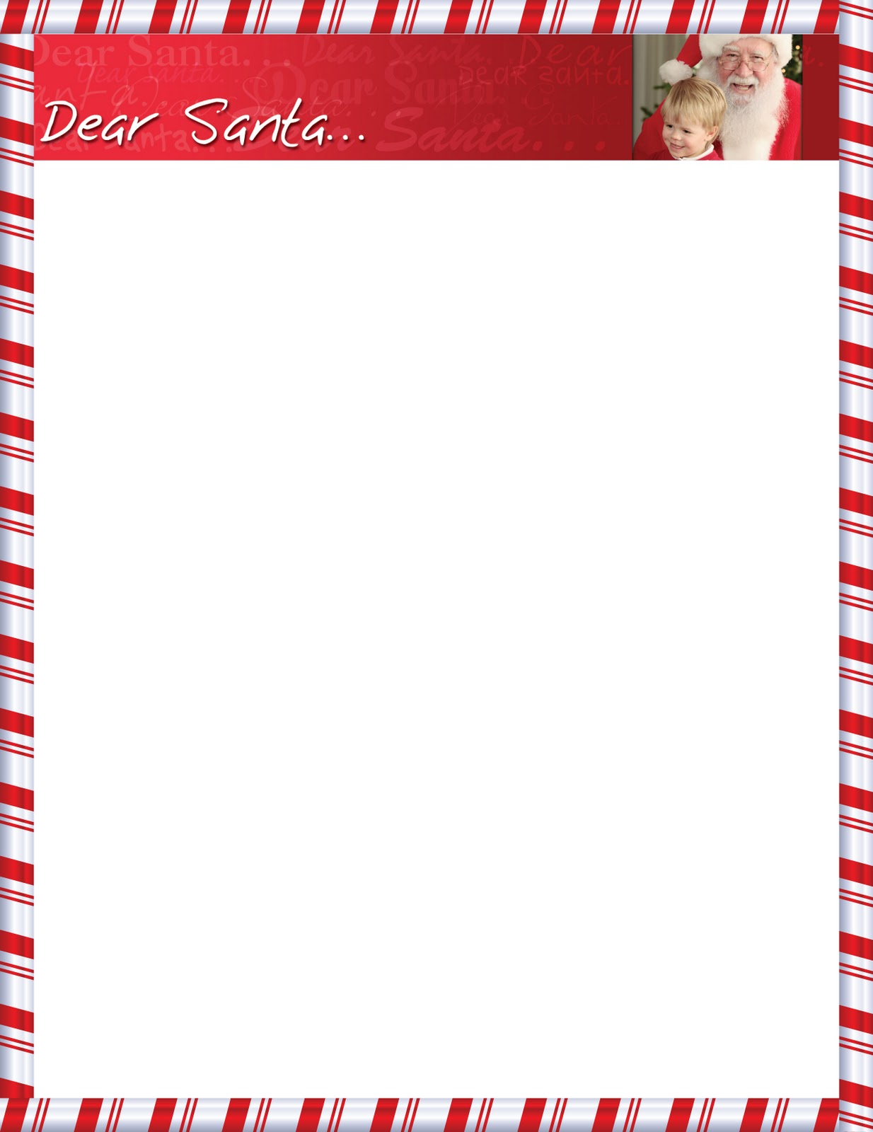 Santa Borders For Letters | Search Results | Calendar 2015