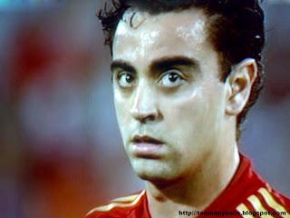 Euro 2008 : Xavi Hernández : toomanyballs