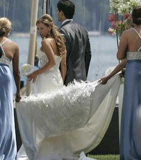 Michael Ballack And Simone Lambe Wedding