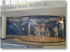University of Kentucky Basketball Museum
