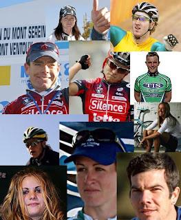 Beijing Olympics : Australian Cycling Squad