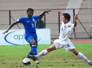 AFC Challenge Cup 2008 : NP Pradeep