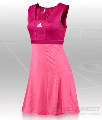 Ana Ivanovic US Open 2010 Dress