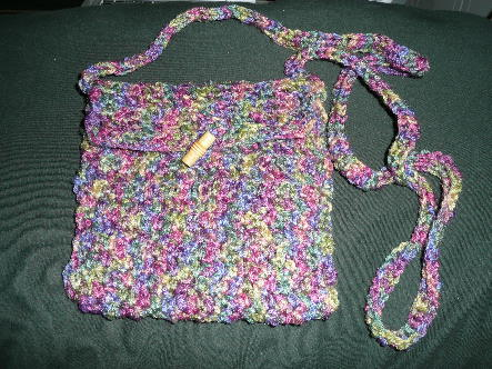 Free Crochet Purse Patterns With Wooden Handles : CROCHET PURSE WOODEN HANDLES PATTERN Crochet Patterns Only