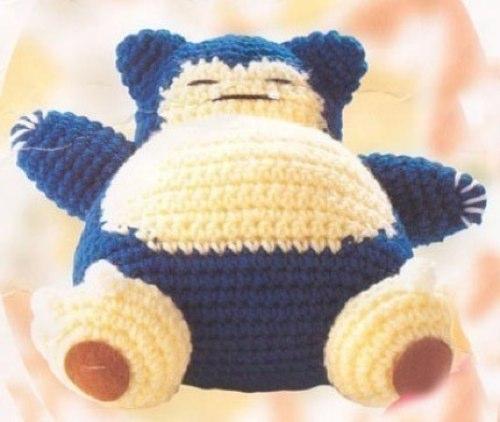 Make Japanese Amigurumi Ball : coolpics: 20 Pokemon Amigurumi