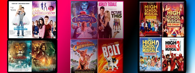 Portal Disney Star - Filmes