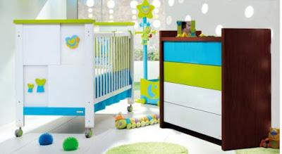 Con el bebe a cuestas: Oulet habitaciones bebe de Alondra Infantil | Con el bebe a cuestas