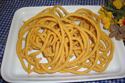 images for Moong Dal Murukku