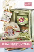 NEW! Occasions Mini Catalog