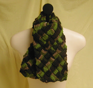 This Merino Wool Scarf is still for sale! Buy it while it's still cold outside!